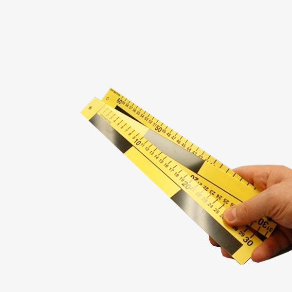 Metru-decimetric-pliabil