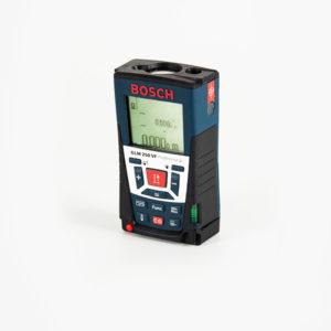 Dispozitiv electronic cu laser (Bosch)