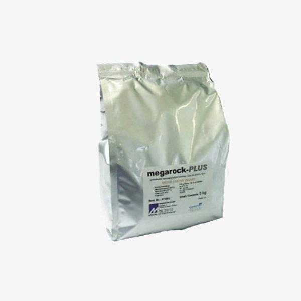 Material pulverulent pentru realizarea mulajelor